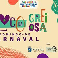 Carnaval 2018 Bloco da Greiosa