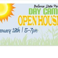 Day Camp Open House