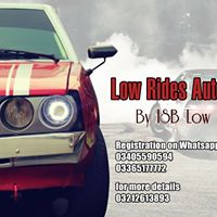 Low Rides Auto Show 3 By ISB Low Rides