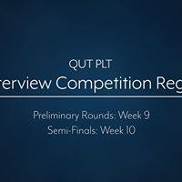QUT PLT Client Interview Competition Registration