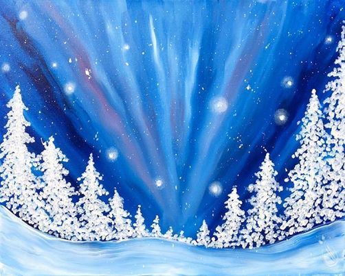 Saturday Winter Painting Event Marlton