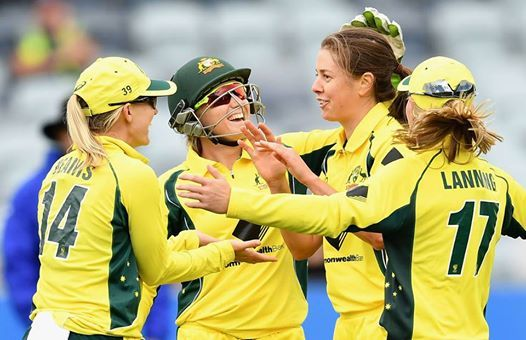 Deaf Womens Cricket Conference