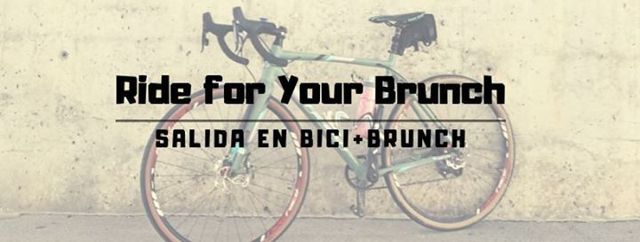 Ride For Your Brunch