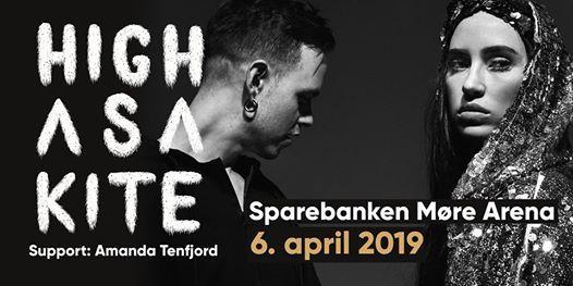 lesund Live presenterer Highasakite i Sparebanken Mre Arena