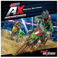 Amsoil Arenacross New Orleans Offer for FCA Motocross