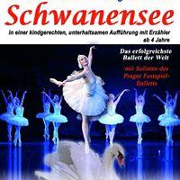 Schwanensee Klassisches Ballett fr Kinder