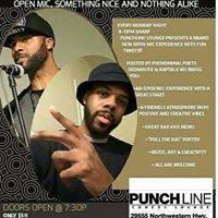 Punchline Open Mic