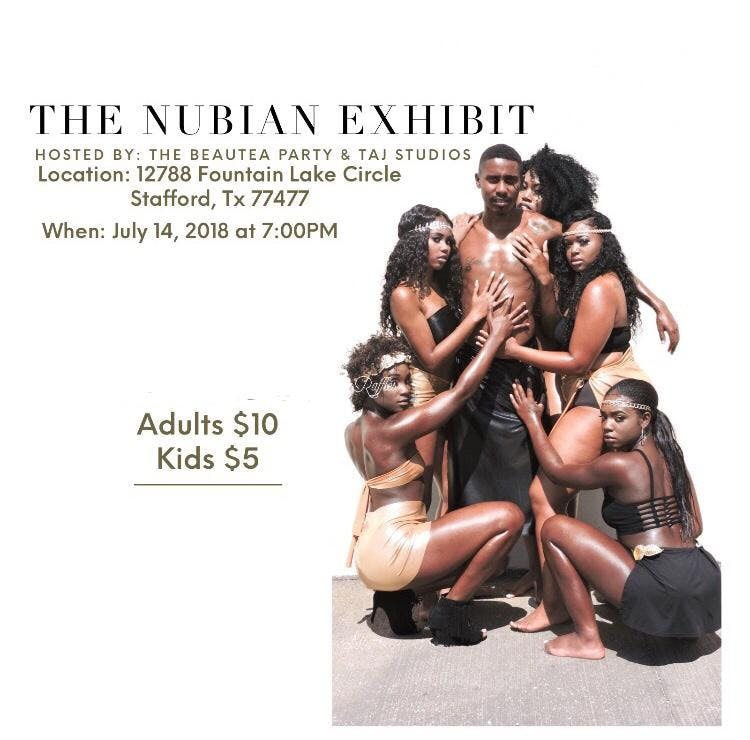 The Nubian Exhibit