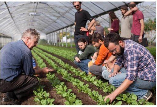 Info-avond Leertraject Bio & BD landbouw Gent