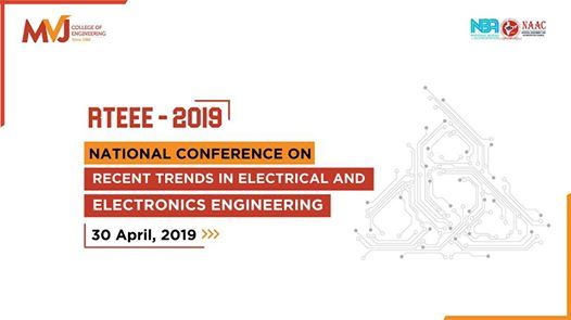 Conference on Recent Trends In Electrical and Electronics Engg
