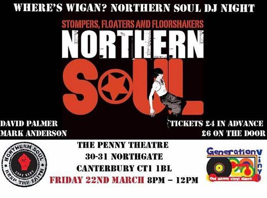 Wheres Wigan Northern Soul