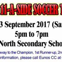 Eunos CSC 11-a-side Soccer Tournament 2017