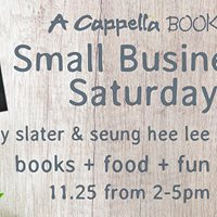 Small Business Saturday with Jerry Slater &amp Seung Hee Lee