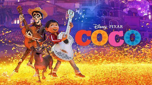 Free Screening of Disney Pixars Coco