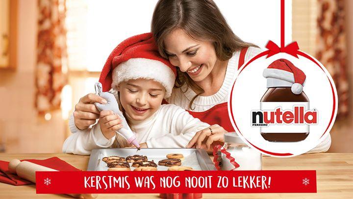 Nutella Christmas Bakery