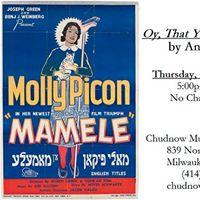 Talk Oy That Yiddishe Charleston