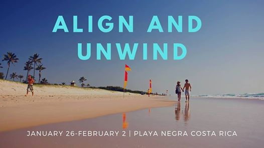 Align and Unwind Retreat 2019