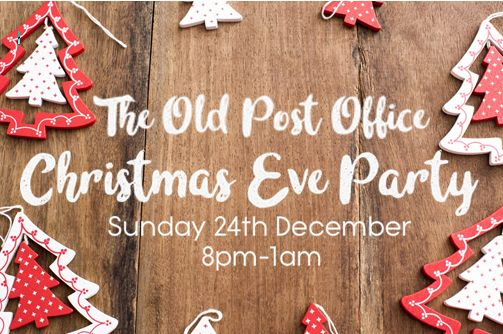 christmas eve party - Christmas Eve Post Office Hours