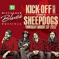 TD Kitchener Blues Festival Kick Off Fundraiser Concert