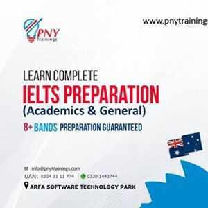 Learn Complete IELTS 8 Bands Preparation Guaranteed