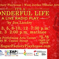 Its A Wonderful Life A Live Radio Play At Midvale Performing Arts Center Midvale