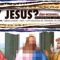 Why Jesus Evidence of Hope with Josh &amp Sean McDowell