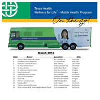 THFW Mobile Health at Immaculate Heart of Mary
