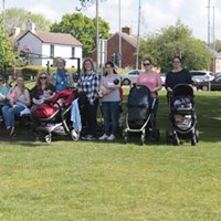 Ready Steady Mums Yateley - Walk in the Park