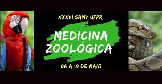 Mdulo de Medicina Zoolgica - SAMV UFPR 2019
