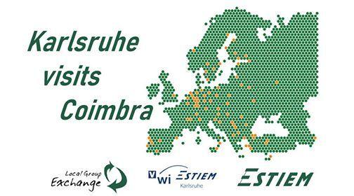 Karlsruhe visits Coimbra