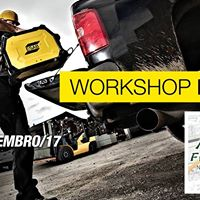 Workshop ESAB na Manzo Ferramentas