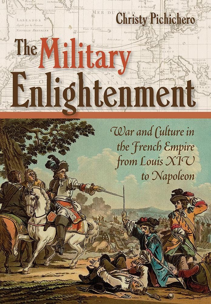 The Military Enlightenment book talk & signing