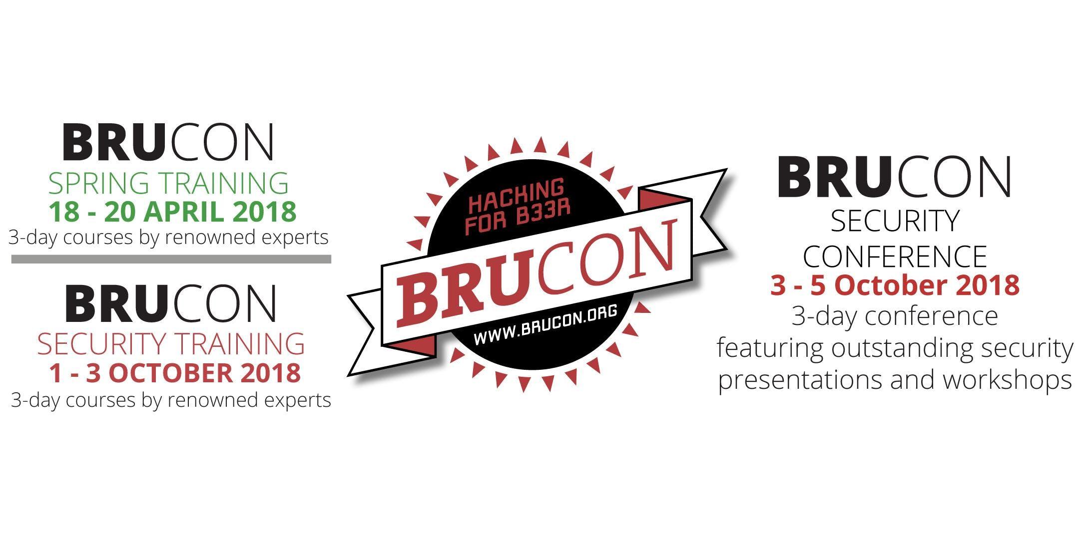 BruCON 0x0A training