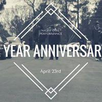 Night Owl Performance 2nd Anniversary Event
