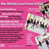 SOSA Dance Fitness MasterClass