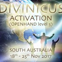 Divinicus Activation (Openhand Level 3)