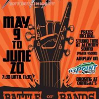 Donegals Battle of the Bands
