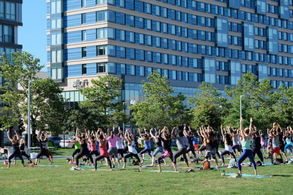 Boston Wellness Festival