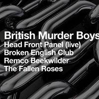British Mder Boys in Annabel