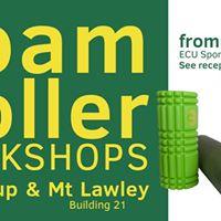 Foam Roller Workshop - Mt Lawley