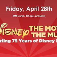 TMS Junior Chorus presents Disney The Movies the Music