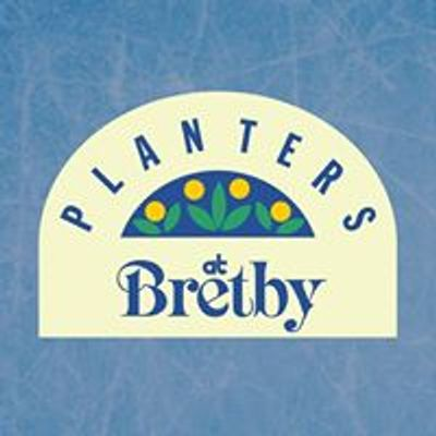 Planters at Bretby