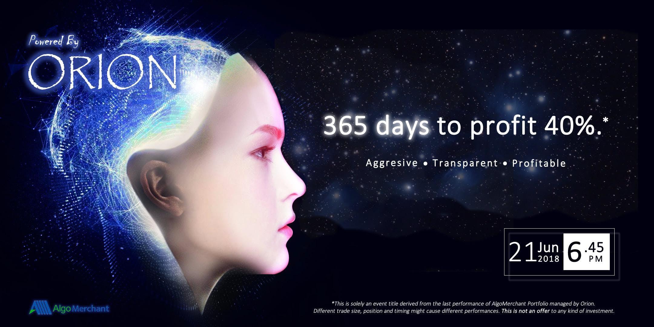 365 days to profit 40%