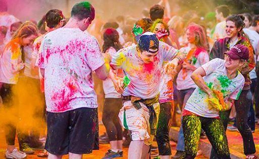 Biggest Holi - Pool  Rain Dance Party