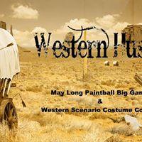 Western Hustle - May Long Paintball Big Game.