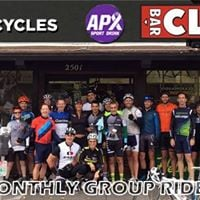 Monthly Group Ride - May 6th