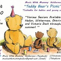Music with Mummy- Holderness Teddy Bears Picnic