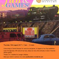 Fun &amp Games