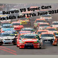 Darwin V8 SuperCars