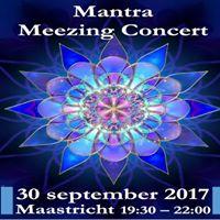 Mantra Meezing Concert - 30 sept 17